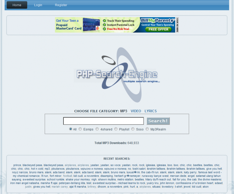 AdSearch | Adsense Search Engine Script -Build Your Own ...