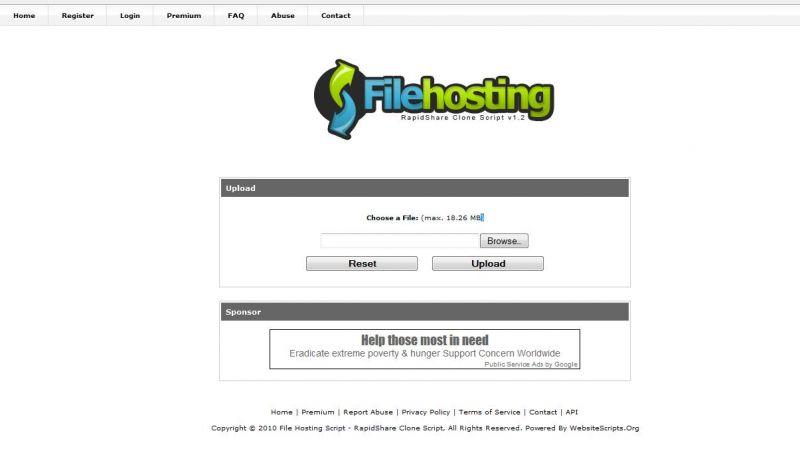 Файл хостинг скрипт файловые хостинги прямые ссылки